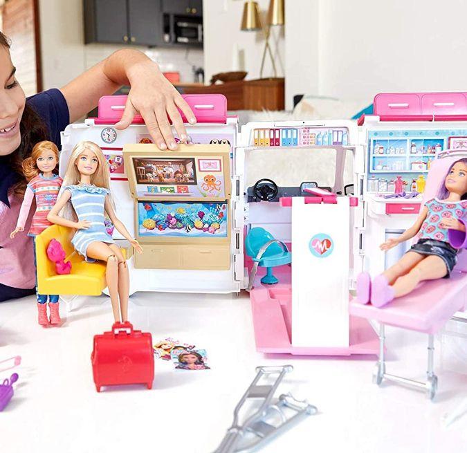 Barbie Ambulanza