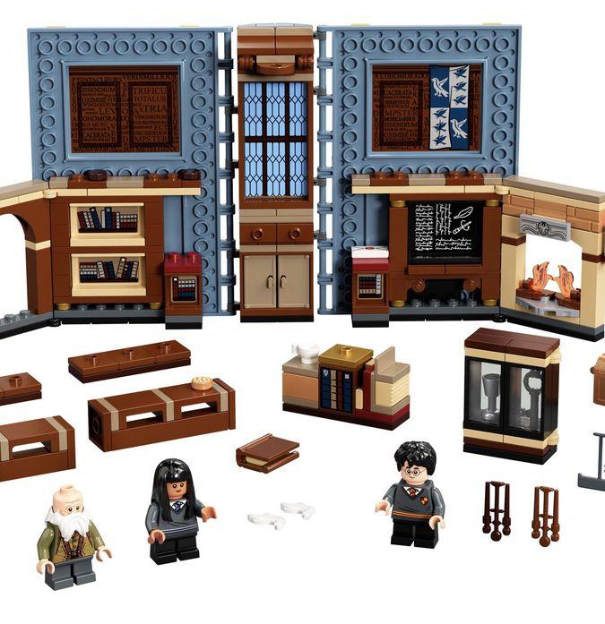 LEGO Harry Potter Lezione di Incantesimi a Hogwarts