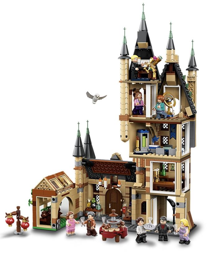 LEGO Harry Potter - Torre di Astronomia di Hogwarts