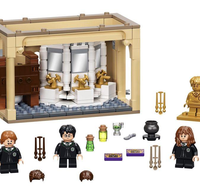 LEGO Harry Potter Hogwarts Errore della Pozione Polisucco