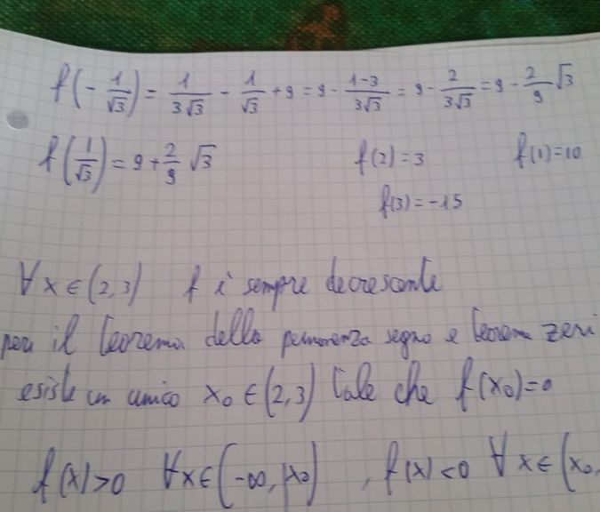 Soluzioni Traccia Matematica 2018: risposte Liceo ...