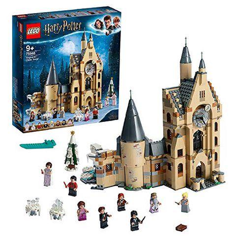 LEGO Harry Potter La Torre dell'Orologio di Hogwarts