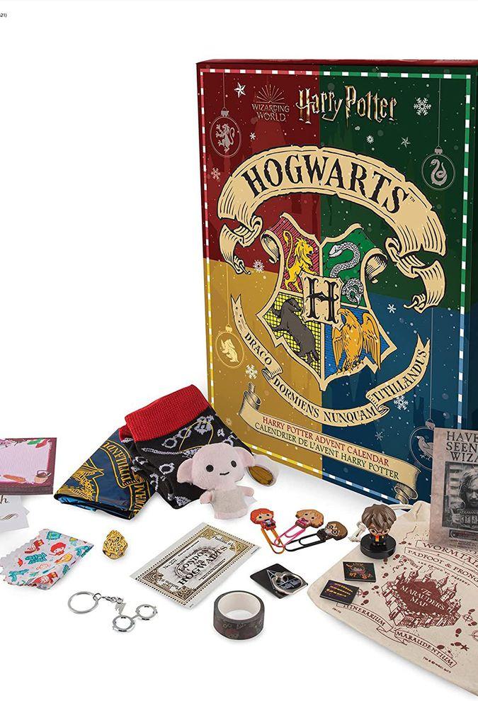 Calendario avvento Harry Potter 2021