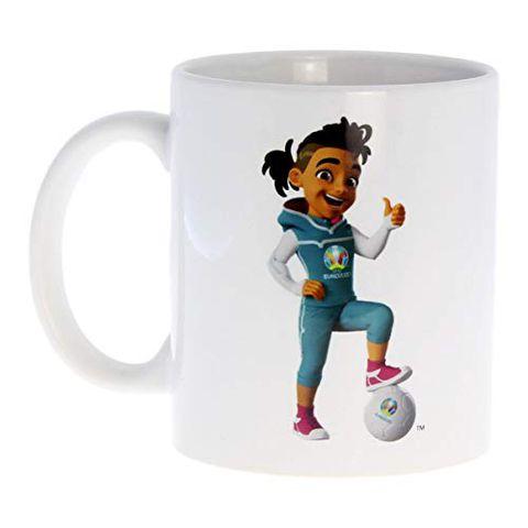 UEFA Euro 2020 Tazza da caffè con Logo Ufficiale