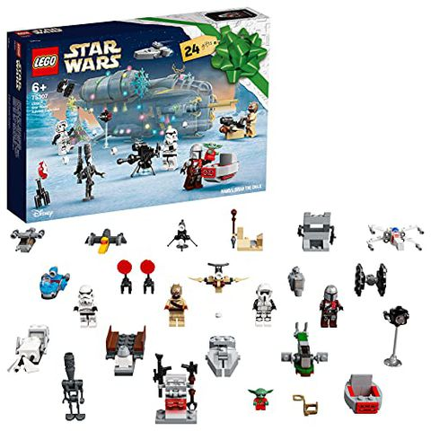 LEGO Star Wars Calendario dell'Avvento 2021