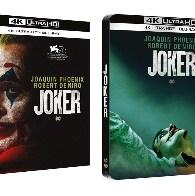Il Blu-Ray 4K di Joker