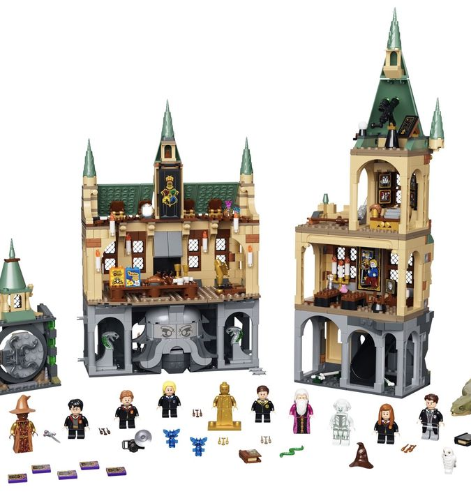 LEGO Harry Potter La Camera dei Segreti di Hogwarts