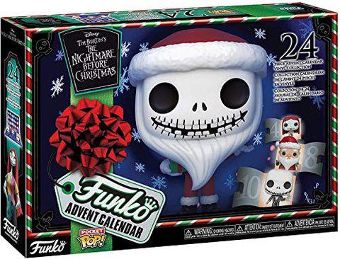 Funko Pop Advent Calendar The Nightmare Before Christmas
