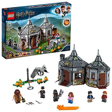 LEGO Harry Potter La Capanna di Hagrid: Il Salvataggio di Fierobecco