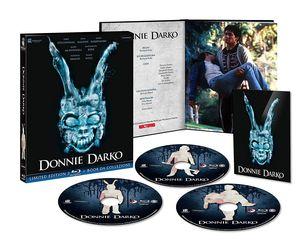Donnie Darko (Box Set) (3 Blu Ray)
