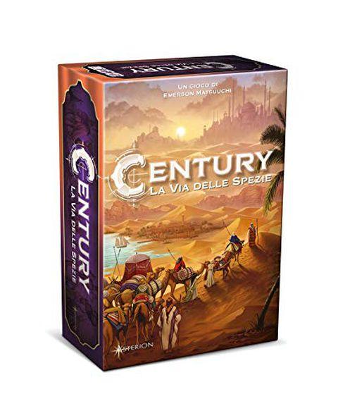 Century. La Via delle Spezie