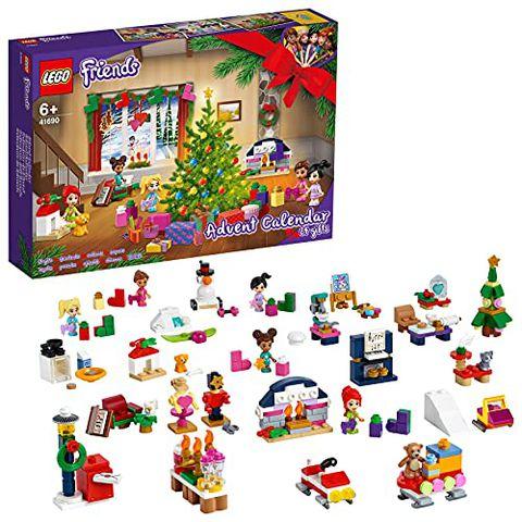 LEGO Friends Calendario dell'Avvento 2021