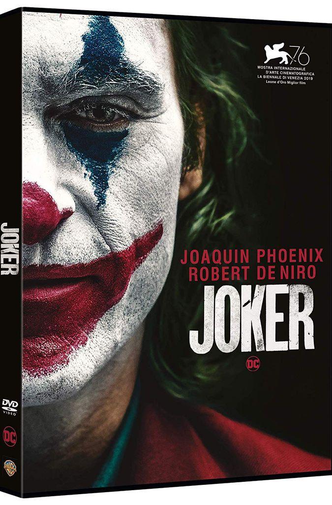 Il DVD del film Joker