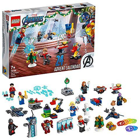 LEGO Marvel Calendario dell'Avvento The Avengers 2021