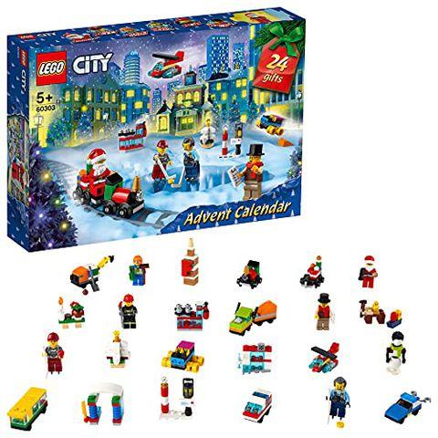 LEGO City Calendario dell'Avvento 2021