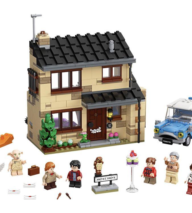 LEGO Harry Potter Privet Drive