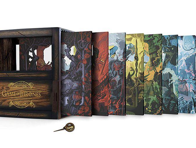 l Trono di Spade 1 - 8, Limited Edition