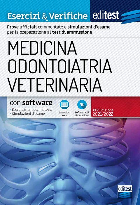 Test ammissione Medicina, Odontoiatria, Veterinaria 2021. Esercizi e verifiche