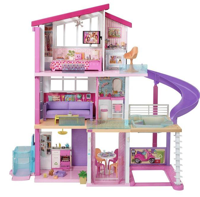 Barbie - Casa dei Sogni 01
