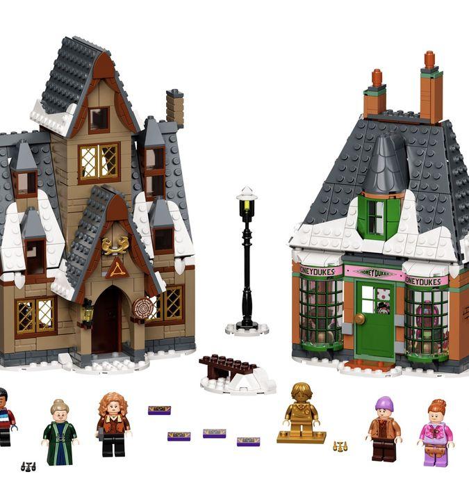 LEGO Harry Potter Visita al Villaggio Di Hogsmeade