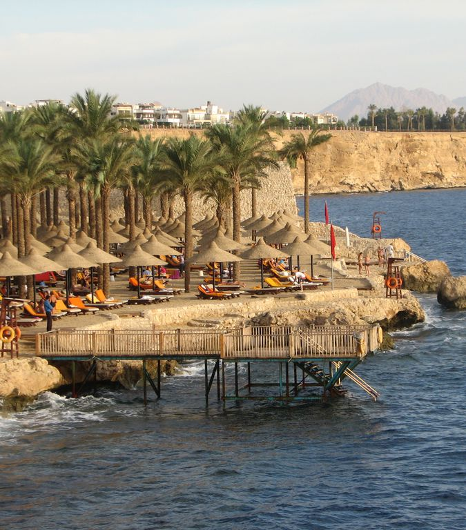 spiagge Sharm el Sheikh