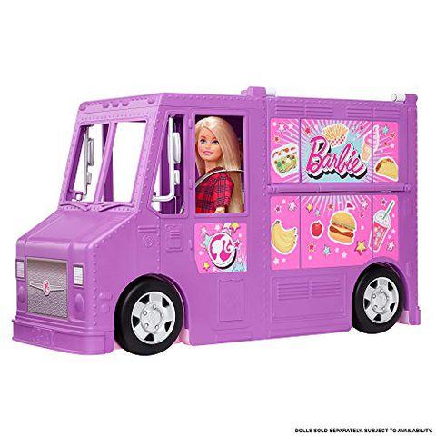 Barbie Furgoncino Street Food (con più di 30 accessori)
