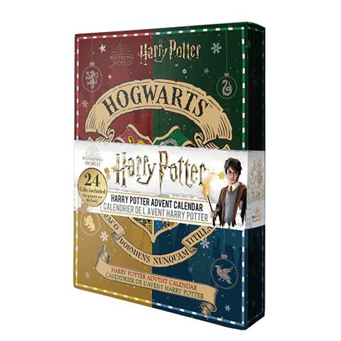 Cinereplicas Calendario dell'avvento Harry Potter 2021