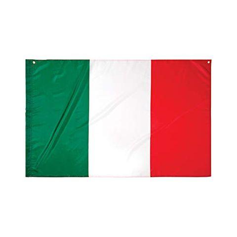 Bandiera Italia Tricolore Italiana Nazionale Tessuto (50x70 cm)