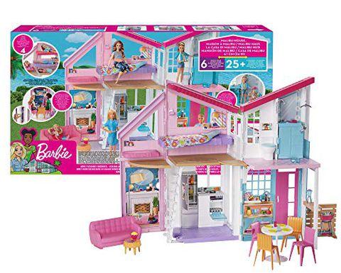 Barbie Casa di Malibu - Playset Richiudibile su Due Piani