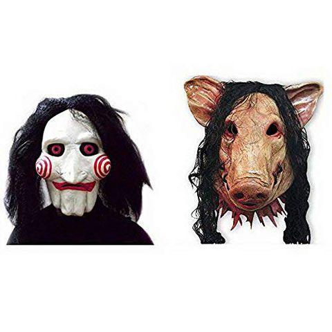 Due maschere Saw