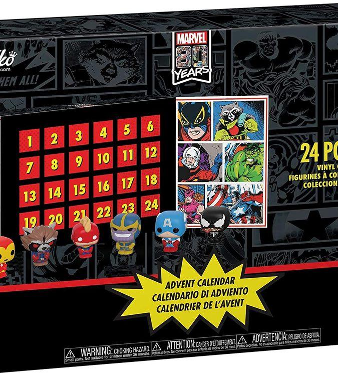 Marvel Calendario Avvento