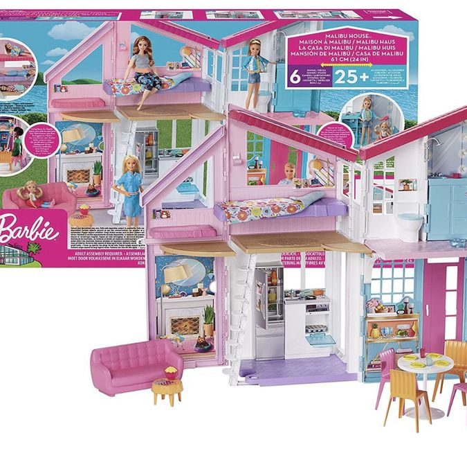 Barbie - Casa di Malibu