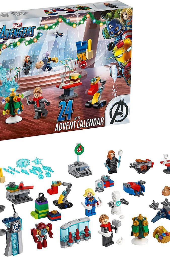 Calendario Avvento The Avengers 2021