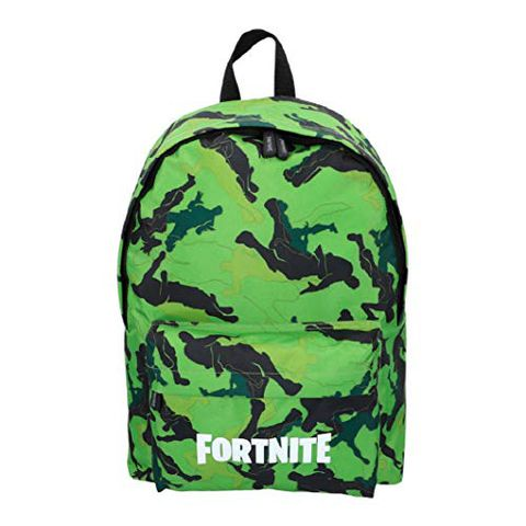 Fortnite – Zaino mimetico verde 31 x 43 cm (77082)