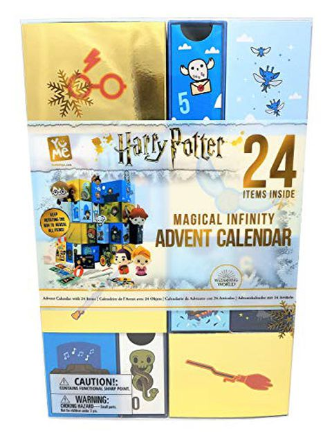 Wizarding World Harry Potter Calendario dell'Avvento 2021