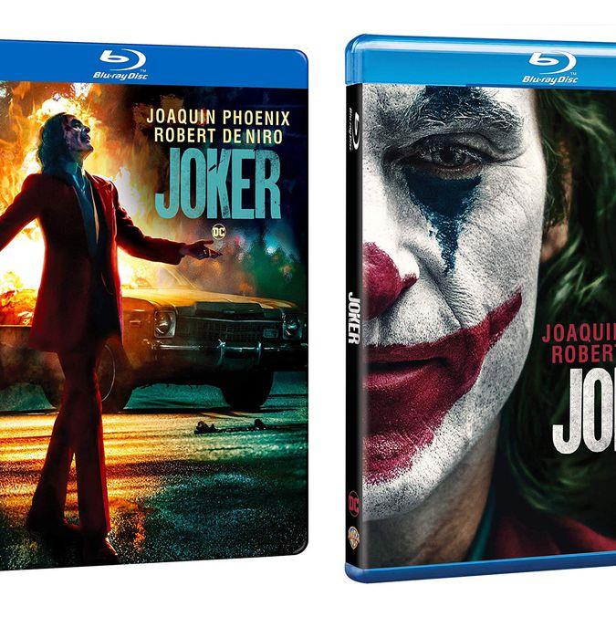 Il Blu-Ray di Joker