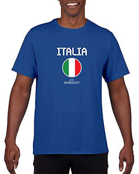 Maglietta UEFA EURO 2020 'Nazione' Italy XXL