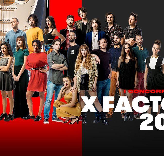 x factor 2018: concorrenti e puntate