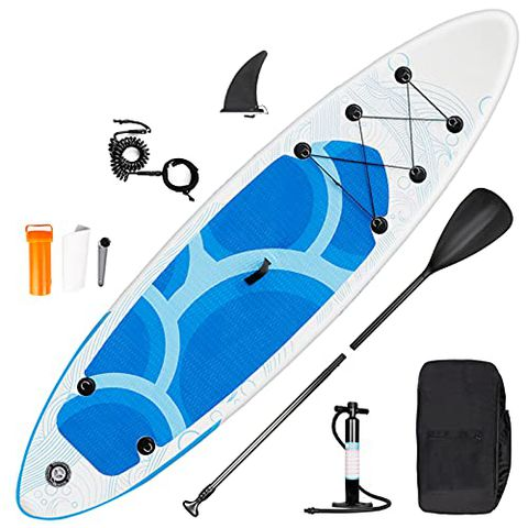 Inty Stand Up Paddle Board ISUP