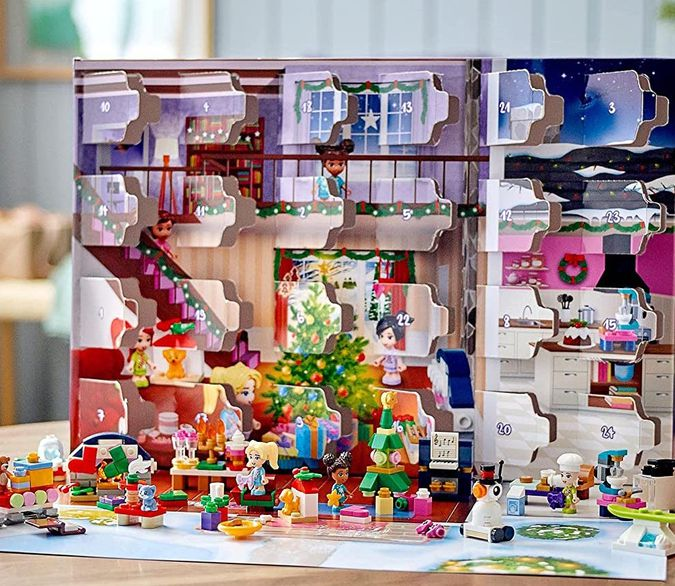 LEGO Friends Calendario Avvento 2021