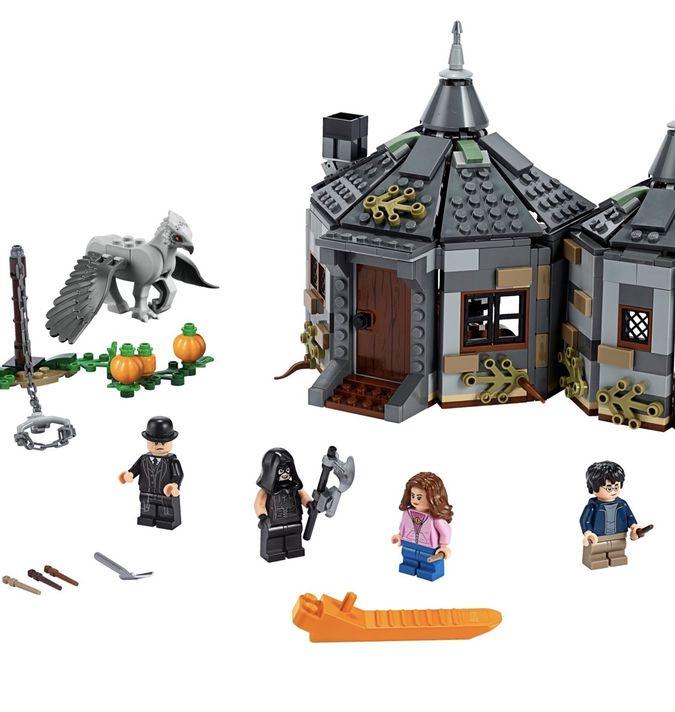 LEGO Harry Potter La Capanna di Hagrid