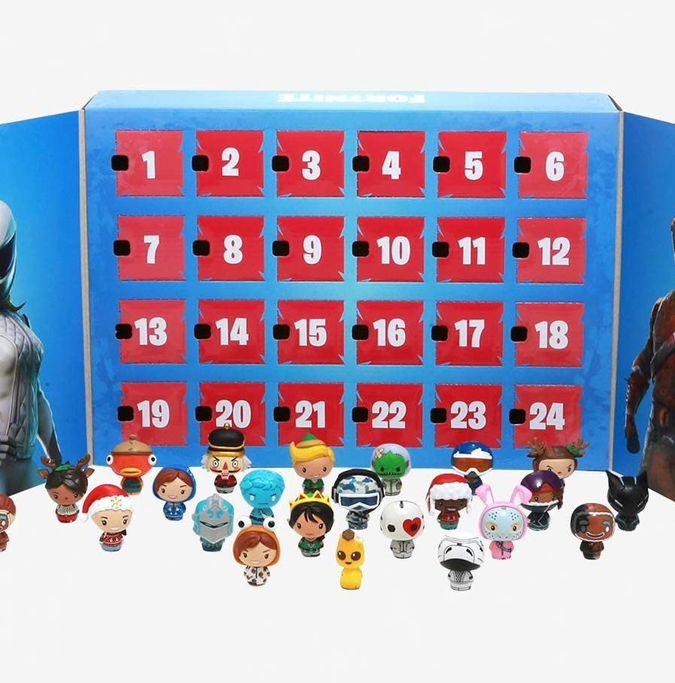 Fortnite Calendario Avvento