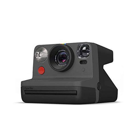 Polaroid Now Fotocamera istantanea I-Type (Nero)