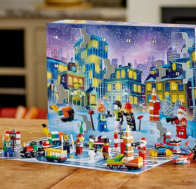 LEGO City Calendario Avvento 2021