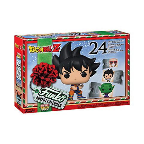 Funko Pop Advent Calendar Dragon Ball Z